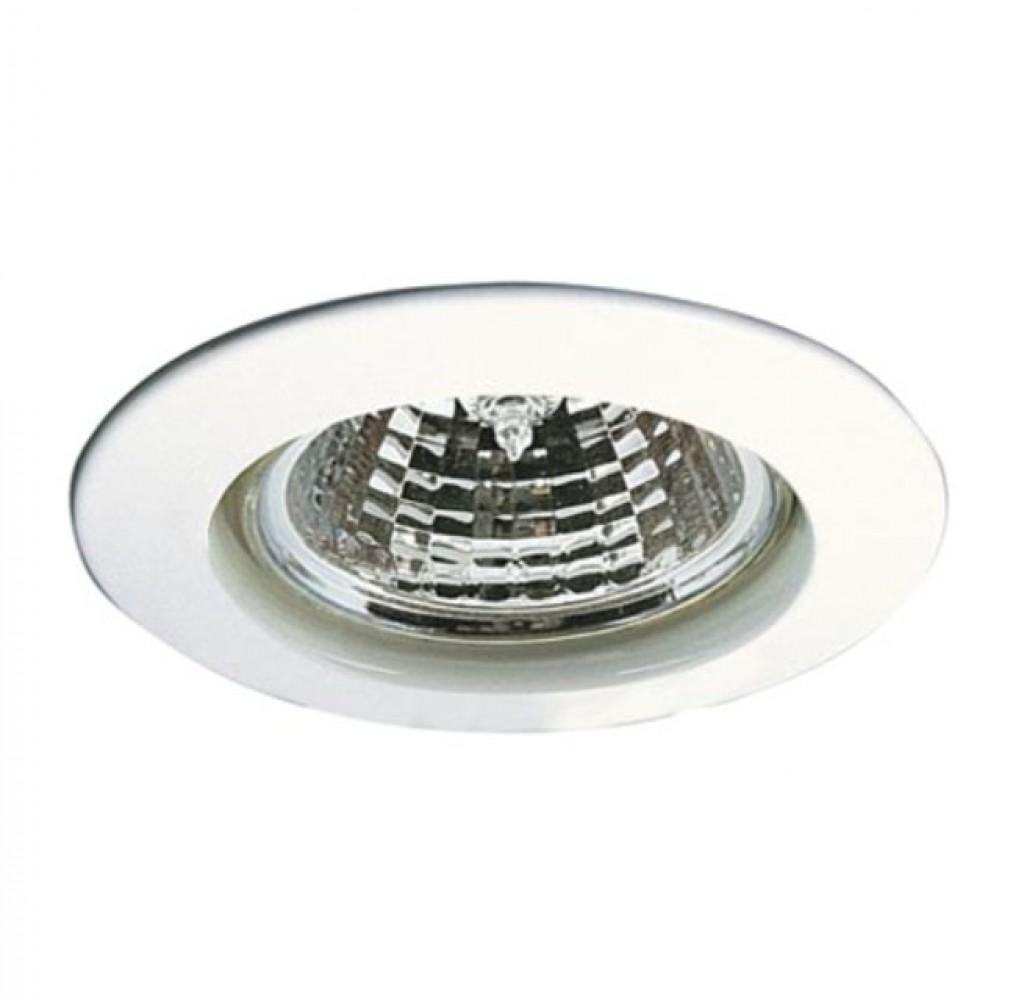 spot led blanc fixe 230v. Black Bedroom Furniture Sets. Home Design Ideas